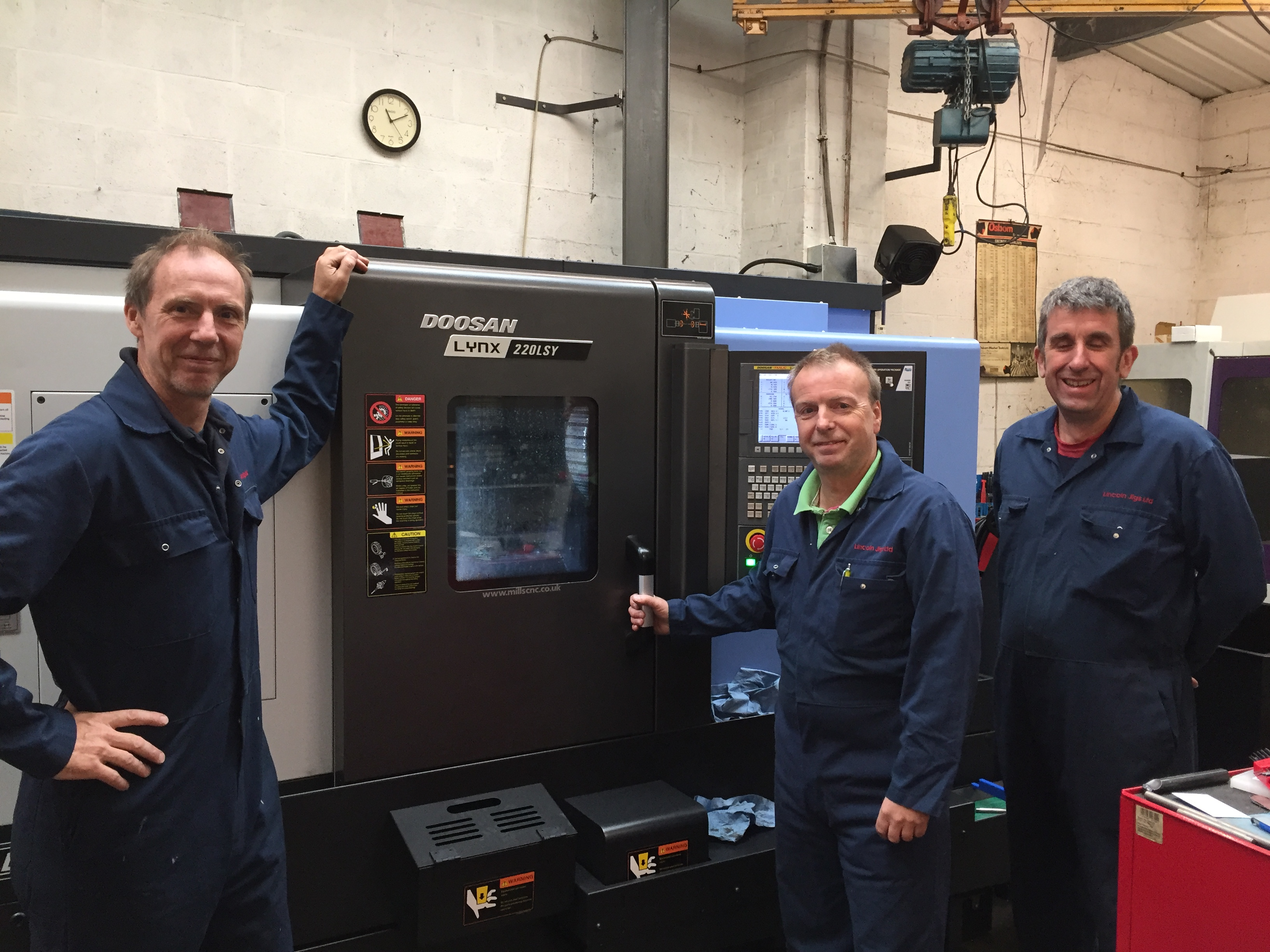 New machine leads the way in production of turned parts
